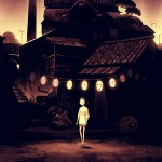 Olly Moss' Spirited Away