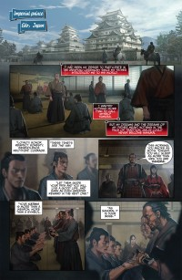 Bushido preview page 06