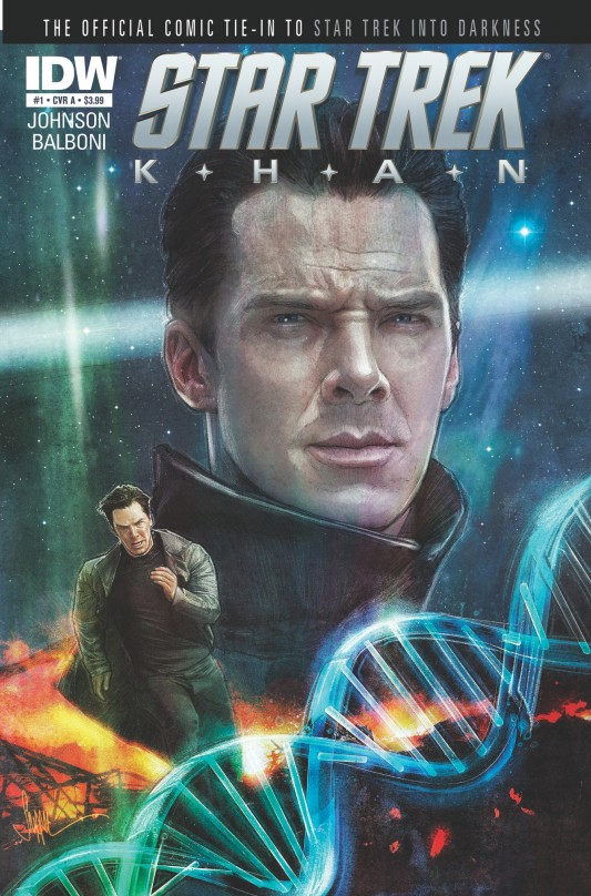 IDW Comics Star Trek: Khan