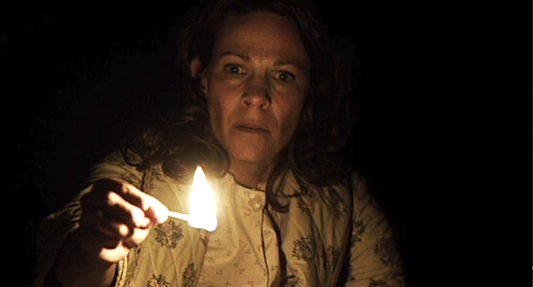 The Conjuring: lily Taylor