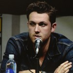 SDCC 2013: Divergent panel: Christian Madsen