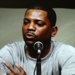 SDCC 2013: Divergent panel: Mekhi Phifer