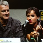 SDCC 2013: Divergent panel: director Neil Burger and Zoe Kravitz