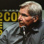SDCC 2013: Enders Game panel: Harrison Ford 01