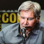 SDCC 2013: Enders Game panel: Harrison Ford 04