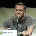 SDCC 2013: Metallica Through The Never panel: James Hetfield