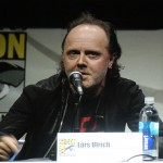 SDCC 2013: Metallica Through The Never panel: Lars Ulrich