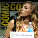 SDCC 2013: Captain America: The Winter Soldier: Scarlett Johansson 04