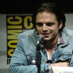 SDCC 2013: Captain America: The Winter Soldier: Sebastian Stan
