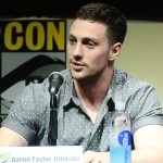 SDCC 2013: Godzilla panel: Aaron Taylor-Johnson