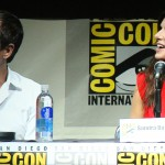 SDCC 2013: Gravity panel: producer David Heyman and Sandra Bullock 04