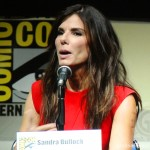 SDCC 2013: Gravity panel: Sandra Bullock 09