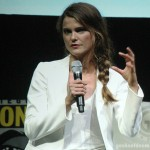 SDCC 2013: Dawn of the Planet of the Apes panel: Keri Russell