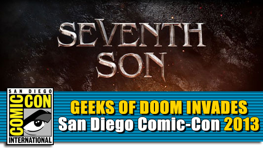 SDCC 2013: Seventh Son panel banner