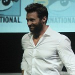 SDCC 2013: The Wolverine panel: Hugh Jackman 03