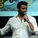 SDCC 2013: The Wolverine panel: Hugh Jackman 04