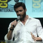 SDCC 2013: The Wolverine panel: Hugh Jackman 05