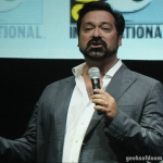 SDCC 2013: The Wolverine panel: director James Mangold