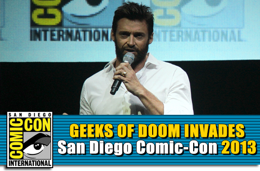 SDCC 2013: The Wolverine panel