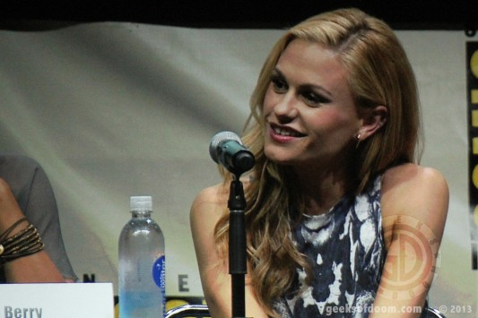 SDCC 2013: X-Men: Days Of Future Past panel: Anna Paquin 02