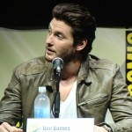 SDCC 2013: Seventh Son panel: Ben Barnes