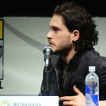 SDCC 2013: Seventh Son panel: Kit Harington
