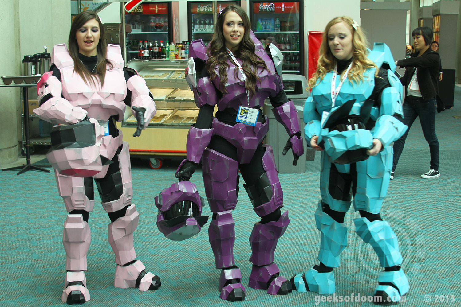 Sdcc  Cosplay Halo