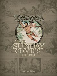Tarzan: The Sunday Comics, 1931-1933