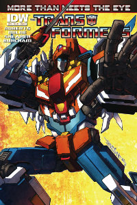 Transformers: More Than Meets the Eye #19