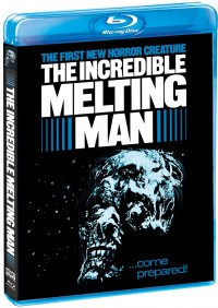 The Incredible Melting Man Blu-ray