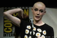 SDCC 2013: Karen Gillan, Guardians Of The Galaxy Panel 05