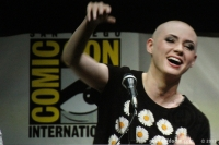 SDCC 2013: Karen Gillan, Guardians Of The Galaxy Panel 06