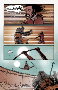 The Red Viper vs. The Mountain That Rides page 08