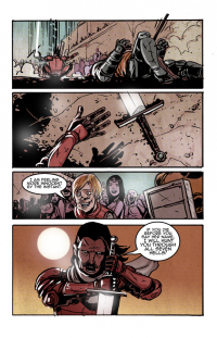 The Red Viper vs. The Mountain That Rides page 09
