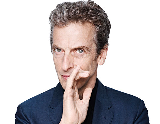 Peter Capaldi Doctor Who