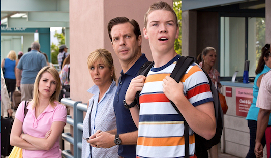 Movie Review We Re The Millers