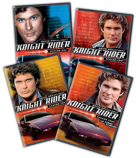 Knight Rider: The Complete Series DVD Set