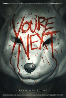 You're Next Film Poster