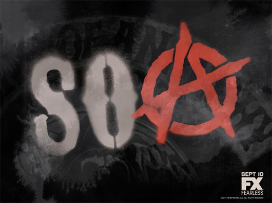 Sons Of Anarchy Season 6 logo