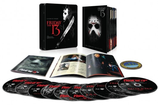 Friday the 13th: The Complete Collection Blu-ray Box Set