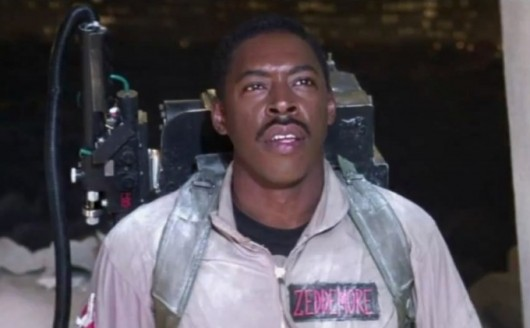 Ernie Hudson In Ghostbusters