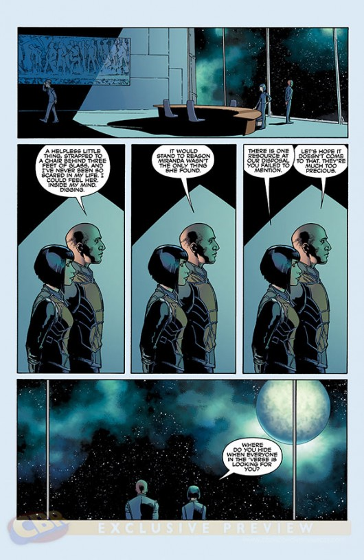 Serenity Comic Preview #2
