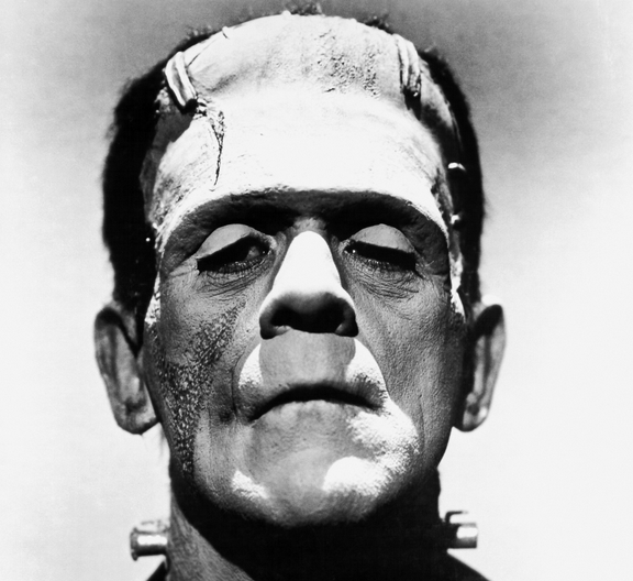 31 Days of Horror - Frankenstein