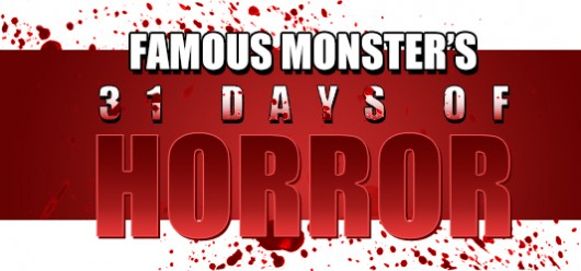 31 Days of Horror 2013 banner