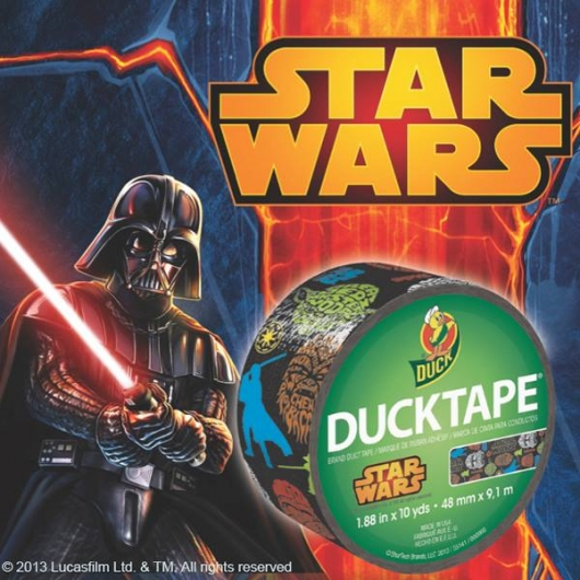 Duck Tape brand Star Wars Duct Tape
