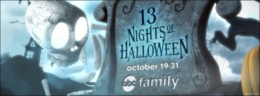 ABC Family's 13 Nights Of Halloween 2013