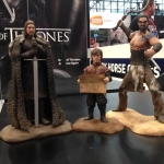 Dark Horse: Game of Thrones Figurines: Ned Stark, Tyrion Lannister, Khal Drogo