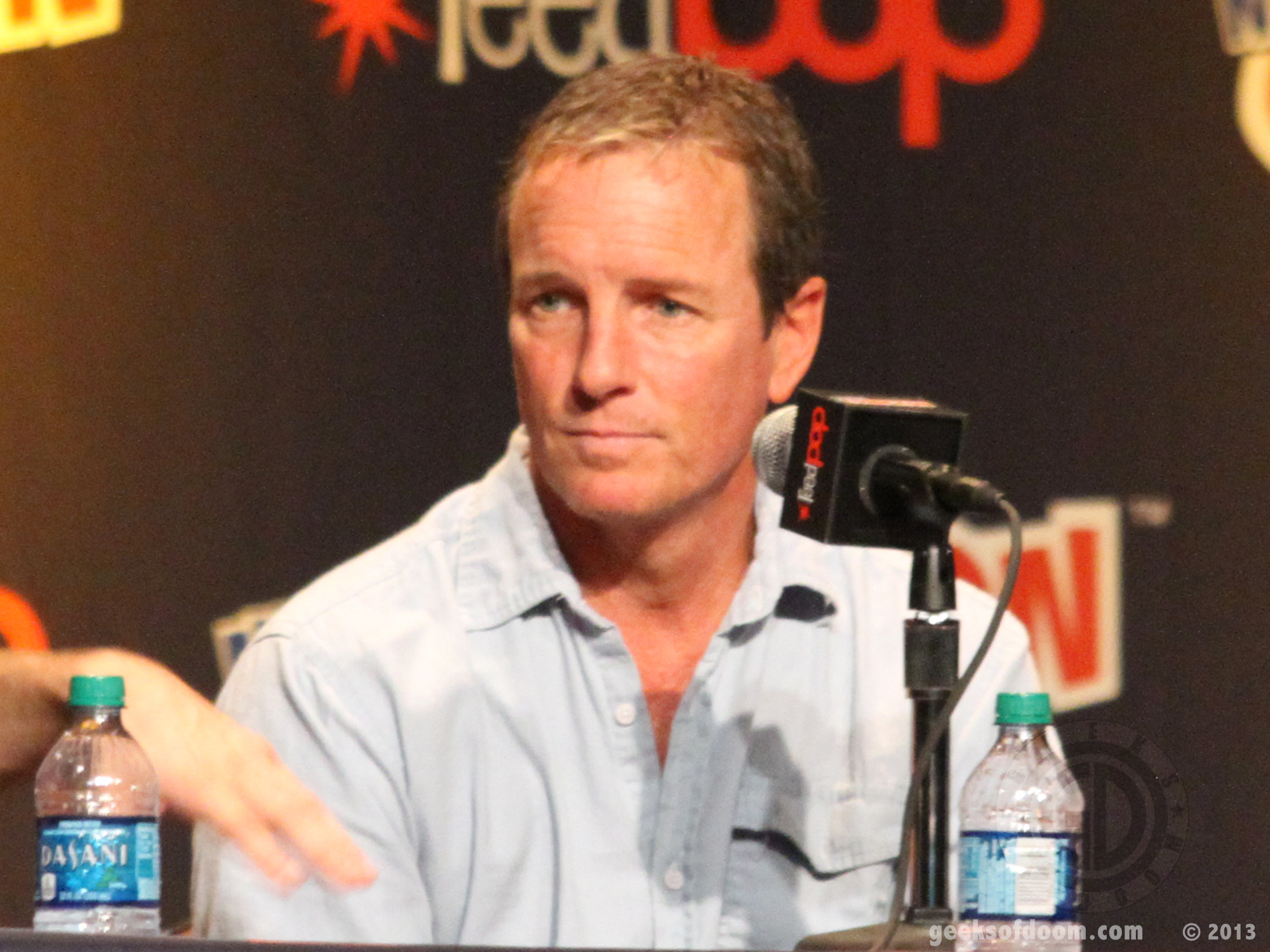 Linden Ashby Wolf panel Linden Ashby