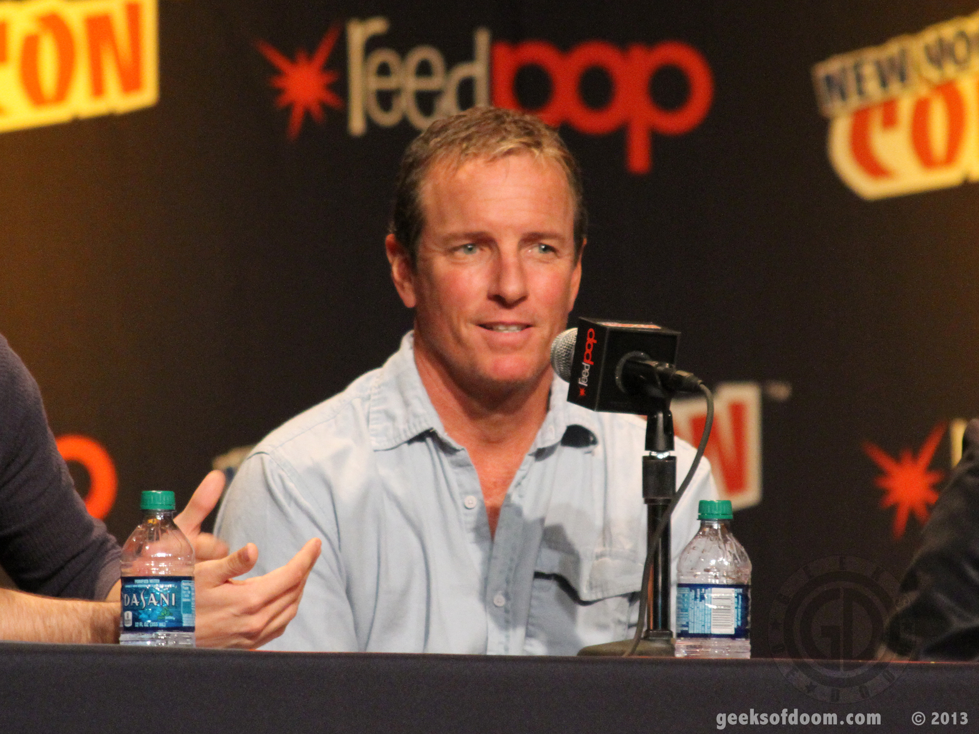 Linden Ashby panel Linden Ashby