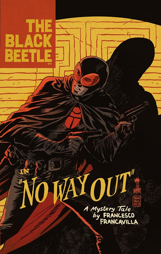 The Black Beetle: No Way Out